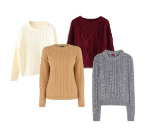 pull over tricot